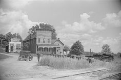 """""""CROSSROADS COMMUNITY, MARTIN COUNTY, INDIANA"""" BY ARTHUR ROTHSTEIN, 1938 Bedford Indiana, Martin County, Family Roots, Home Again, Illinois, The Past, Community, Vacation, History"""