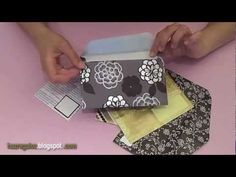 Sobres a Medida - DIY - Tailor-Made Envelope - YouTube Greeting Cards, Youtube, Diy, Paper, Mini Albums, Hearts, Cards, Envelopes, Manualidades