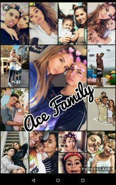 The Ace Family Catherine, Austin And Catherine, Cute Family, Family Goals, Couple Goals, The Ace Family Youtube, Ace Family Wallpaper, Cute Kids, Cute Babies