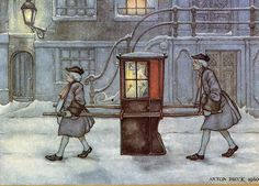 Anton Pieck was a Dutch painter and graphic artist. The work of Anton Pieck contains paintings in oil and watercolour, etchings. Anton Pieck, Dutch Painters, Dutch Artists, Arabian Nights, Fantasy World, Figure Painting, Art History, Illustrators, Fairy Tales