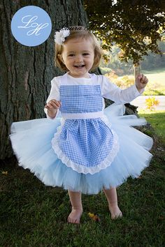 ef8944d943f9a DOROTHY TUTU apron set - Dorothy COSTUME, Dorothy tutu dress, Dorothy tutu  gingham apron, Dorothy tutu costume, Dorothy dress costume