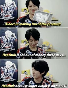 Savage Heechul #superjunior