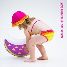 Agatha Ruiz de la Prada Baby Pirmavera - Verano 14
