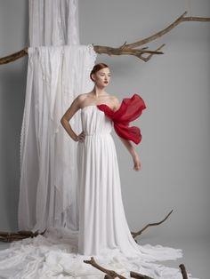 Designer Blaenk, Berlin/Amsterdam, Brautkleid Dress Daria 2013