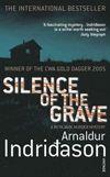 Grafarþögn Silence of the Grave by Arnaldur Indridason