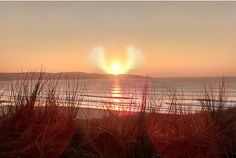 'Angel in the sky' captured on camera on Cornish beach | Cornish Guardian