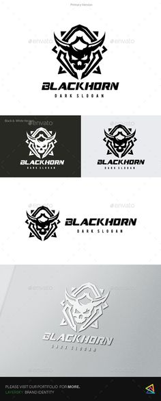 Black Horn — Transparent PNG #brand #king • Available here → https://graphicriver.net/item/black-horn-/17470048?ref=pxcr