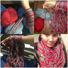 My scarf