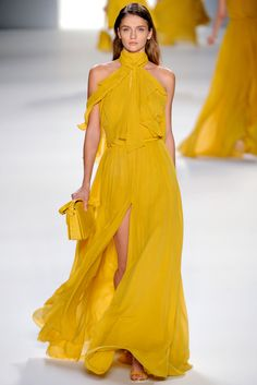Elie Saab Spring 2012 Ready-to-Wear Collection Slideshow on Style.com