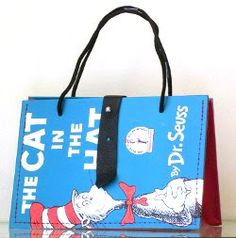 All About Abbie...: Mugwump - Upcycled Bags - Books and Boardgames