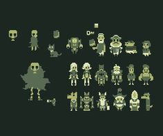 Pixel Characters, Animation Sketches, 8bit Art, Anatomy Sketches, Pixel Games, Art Base, Sprites, Character Design References, Game Design