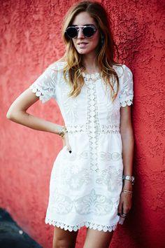 Los Feliz #transparent #crochet #stretch #tie #back #lip #over #box #croc #box #medium #dress #dress