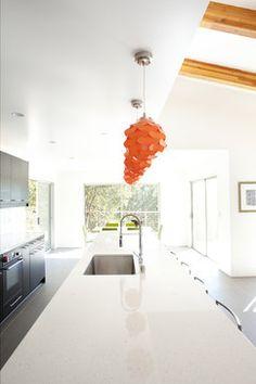 Moody Kitchen - modern - kitchen - san francisco - 360 design studio - notice hardware