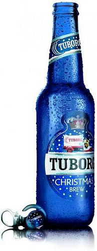 Tuborg Christmas beer. PD lisa 5.m Denmark