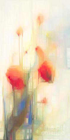 Flower Fantasy Digital Art by Rafael Salazar
