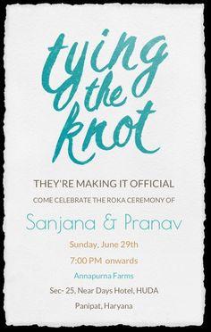 E Invite Invitation Design Weddingplz Wedding Bride Groom Love Fashion Indianwedding Beautiful Style Card Pinterest