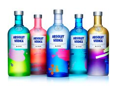 Absolut Vodka has created 4 million bottles, each of them is different from all the rest, as a part of their new line, dubbed Absolut Unique. The bottles will be individually numbered and distributed very soon, in 80 markets including the U.S., U.K., China, France and Germany. Price is expected to be $34.20