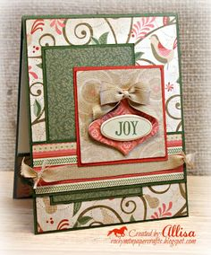 Rocky Mountain Paper Crafts: Merry Monday #52