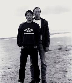 Mads Mikkelsen & brother, Lars