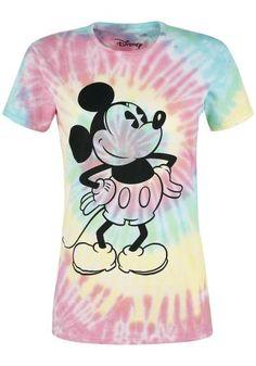 Attitude - T-shirt van Mickey & Minnie Mouse
