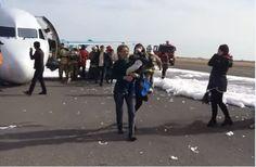 Kazakh passenger plane makes emergency landing in #Astana https://www.youtube.com/playlist?list=PLNxwX7r4A5559SSzMyMzqNIIGMJSXnO7W