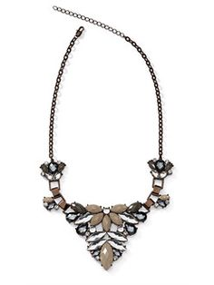 """Cookie Lee's MOONLIGHT INTRIGUE NECKLACE  Genuine crystal 17-20"""" adjustable Item #: 11694 Price: $36.00   www.cookielee.biz/rhondahicks or contact your local Cookie Lee consultant!"""