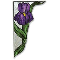 Check out the deal on Free Pattern, Iris For Springtime at Glass Crafters Stained Glass Stained Glass Flowers, Stained Glass Crafts, Faux Stained Glass, Stained Glass Designs, Stained Glass Patterns, Stained Glass Windows, Mosaic Glass, Fused Glass, Painted Window Art