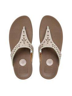 e0f2e05fc63d Fit Flop Women s Carmel™ Toe-Post Suede Sandals