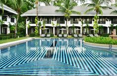 Cambodia Shinta Mani Shack is a luxury boutique hotel in the heart of Siem Reap's French Quarter Siem Reap, Swimming Pool Designs, Swimming Pools, Urban Setting, Indochine, Beautiful Hotels, Cool Pools, Best Hotels, Places To See