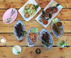 The Gist Above popular Thai resto Khao San Road, is one of the best hidden gems in the city. Bang Sue – named after a major train station hub – is a Thai bar with phenomenal food, drinks, folks and atmosphere. You'll never want to leave. Grub When one of the signature items is fried