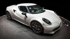 Exclusive pics: Alfa Romeo 4C sportster - BBC Top Gear