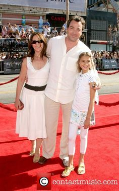 Jon Tenney His Old Wife And Daughter 8 3 13