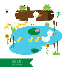 pond png clipart clipart pinterest pond and clip art rh pinterest com pond clipart black and white pond clipart black and white