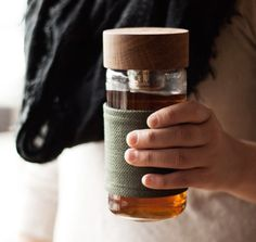 Imbue LLC is raising funds for Imbue - The Magnetic Tea Infusing Vessel on Kickstarter! Brew great tasting loose leaf tea anywhere, without having to bring your kitchen along for the ride. Homemade Lanterns, Types Of Tea, Kitchen Equipment, Tea Infuser, Loose Leaf Tea, Burning Candle, Cool Gadgets, Brewing, Magnets