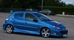 Peugeot 206 :)