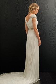 Maya Wedding Dress | Designer Wedding Dresses | Amanda Wakeley | Amanda Wakeley