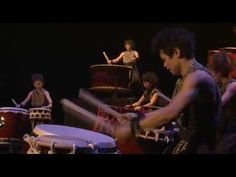 Taiko Drums - Yamato Drummers Of Japan - YouTube