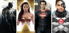 Warner Bros & DC Comics Ambitious Feature Film Slate