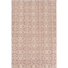 Found it at Wayfair - Dredge Light Pink Area Rug