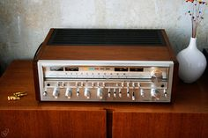 Pioneer SX-1080. An audio classic.