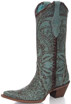 Corral Boots...my next pair...coming to fill a spot in my closet!