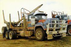 Mack Attack, Mack Trucks, Kiwi, Mud, New Zealand, Gears, Legends, Lettering, Vehicles