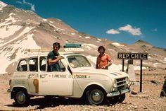 Photos Renault 4L