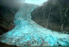 Glaciar Briksdal - Noruega