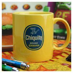 coffee mug - Chiquita Banana