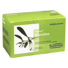 Sidroga Misteltee, 20 Filterbeutel | PZN: 3018153 | INHALTSTOFFE: Mistelkraut |  HERSTELLER: Sidroga GfGmbH | • Wird traditionell zur Steigerung des Wohlbefindens eingesetzt >> http://www.juvalis.de/3018153/sidroga-mistel-tee-filterbeutel << #Apotheke #Tee