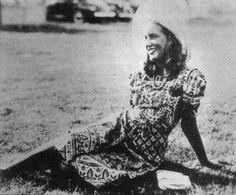 """Little Edie"" Edith Bouvier Beale....In happier days."