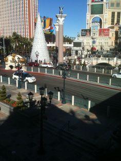 Vegas in December (we love it)
