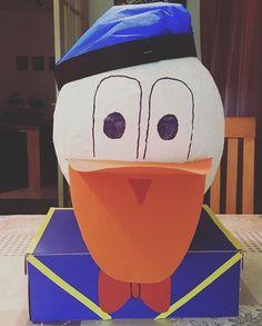 Surprise Donald Duck