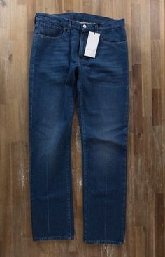 auth GUCCI blue jeans - Size 33 US - NWT | Clothing, Shoes & Accessories, Men's Clothing, Jeans | eBay!